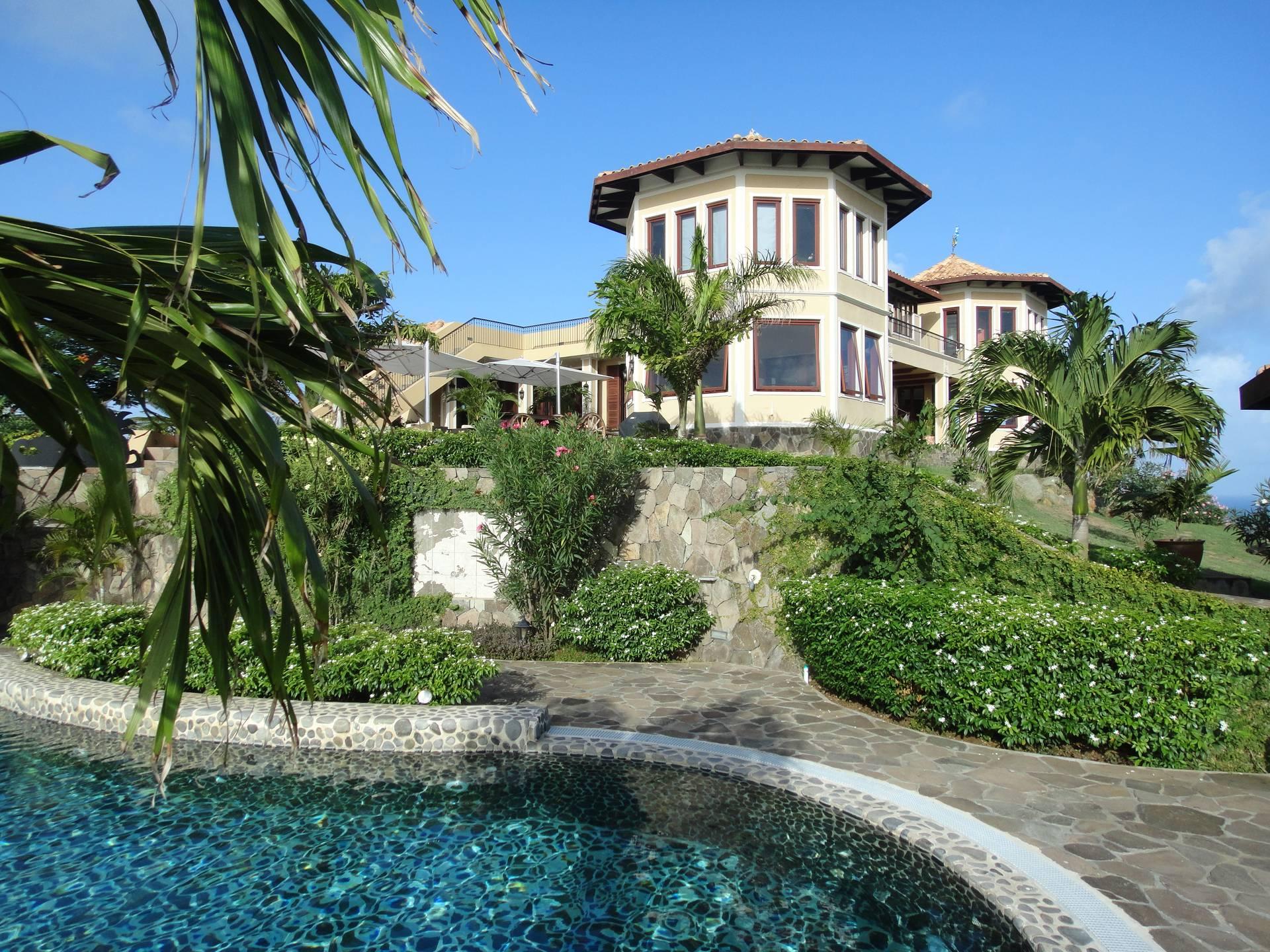 Villa Paradiso Mustique Island